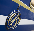 The Blue Train, South Africa - logo
