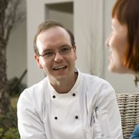 AtholPlace, Sandton, Johannesburg Chef Dimo Simatos