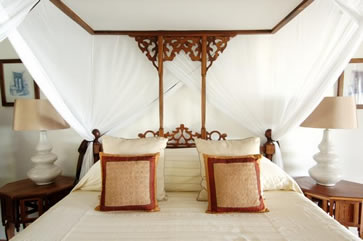 Ras Nungwi Beach Hotel, Zanzibar - bedroom