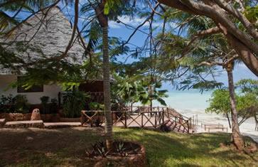 Ras Nungwi Beach Hotel, Zanzibar - exterior