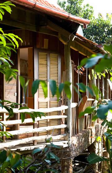 Veranda Natural Resort, Kep, Cambodia - balcony