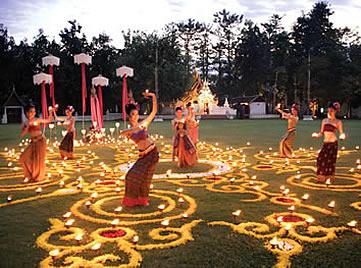 Mandarin Oriental Dhara Dhevi, Chiang Mai, performance