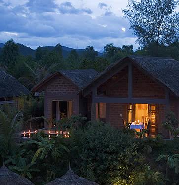 Pilgrimage Village, Hue, Vietnam- overview