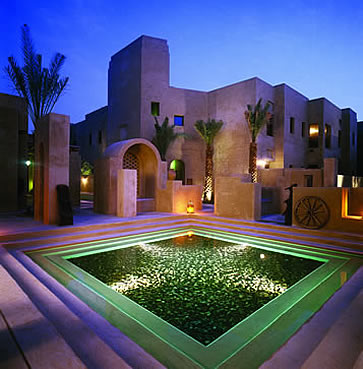 Dubai, Bab Al Shams desert resort and spa