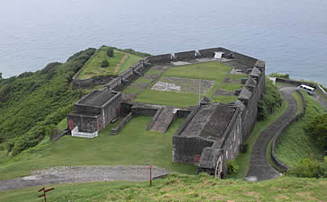Turtle Beach Villas, St Kitts, Caribbean - fortress