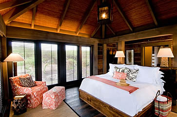 Turtle Beach Villas, St Kitts, Caribbean - bedroom