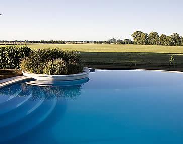 Estancia El Ombu, San Antonio de Areco, Argentina - pool