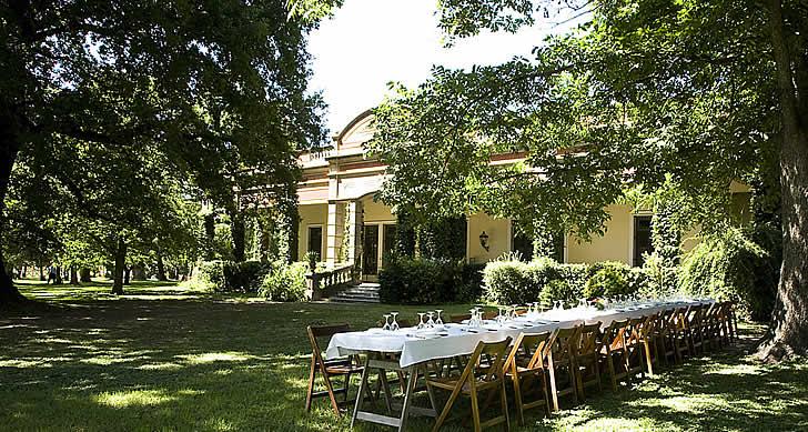 Estancia El Ombu, San Antonio de Areco, Argentina - outside view