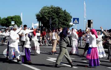Azores, Portugal - Festival