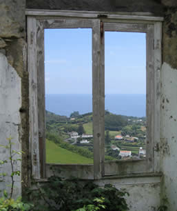 Azores, window on view