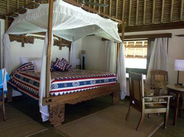 Bedroom at Villa Citakara Sari, East Bali, Indonesia