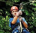 Costa Rica Vacations, zipline