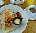 Hotel Arenal Kioro, La Fortuna - food