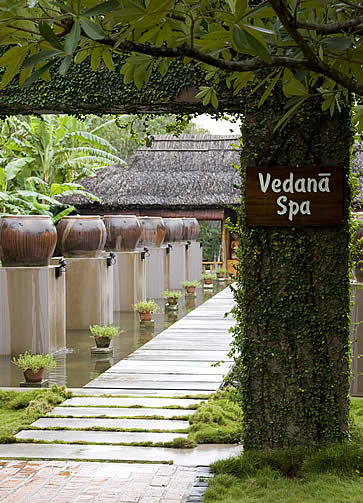 Pilgrimage Village, Vedana Spa