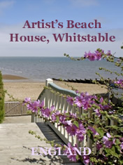 Artist's Beach House, Whitstable, Kent, England