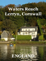 Waters Reach, Lerryn, Cornwall