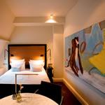 Amsterdam, Vondel Hotel