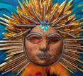 Rio, Roi Soleil, mask