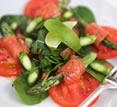 Lime & Tomato Salad