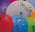 Parasols, Gourmet China tour