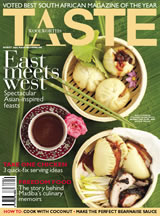 Woolworths TASTE, July issue cover, Gourmet China tour