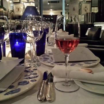 Azure and Drift Wines wine pairing