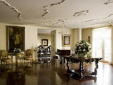Illyria House Hotel, Pretoria, South Africa - ballroom