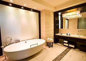 One&Only Hotel, Cape Town,  Grand Suite bathroom