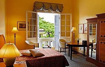 Raffles Le Royal, Phnom Penh, Cambodia - Landmark room