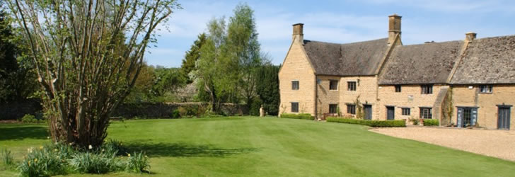 Cotswolds Manor, Shipston on Stour, England - front view