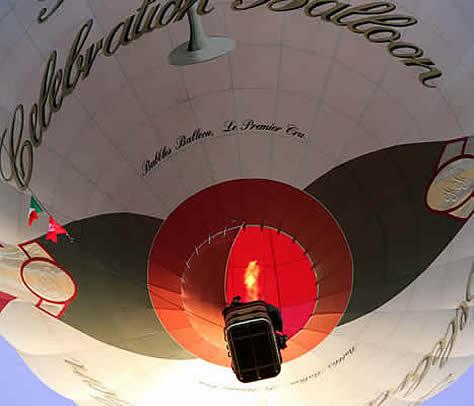Ferrara, Italy - hotair air balloons