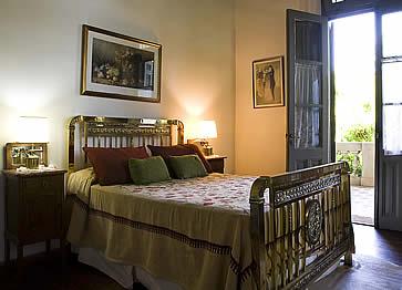 Estancia El Ombu, San Antonio de Areco, Argentina - bedroom