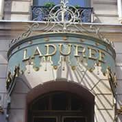 Laduree Champs Elysee, Paris
