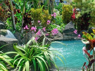 Costa Rica Adventures, hot spring