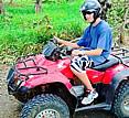 Costa Rica Family Vacations, ATV