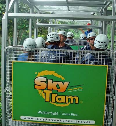 Hotel Arenal Kioro, La Fortuna - summit rides