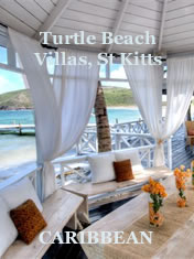Turtle Beach Villas, St Kitts, Caribbean