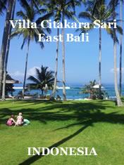 Villa Citakara Sari, East Bali, Indonesia